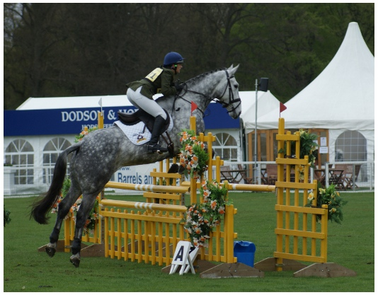 Becci chatsworth_jump
