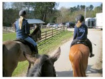 Katy and_rider_back_view_on_horse