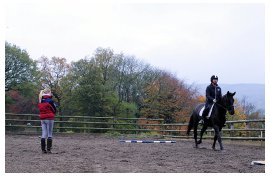 Katy riding article