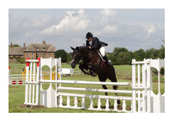 TAMSIN jumping_white_fence2
