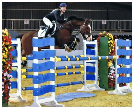 Katy-showjumping