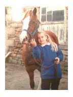 very very_young_girl_with_1st_horse