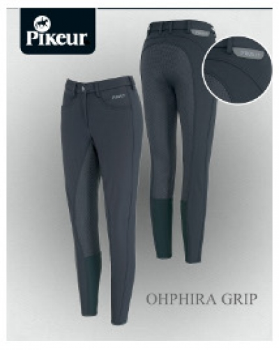 New OPHIRA GRIP Breeches by PIKEUR