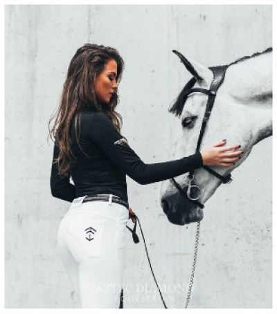 AZTEC DIAMOND EQUESTRIAN –Breeches combining elegance and styling