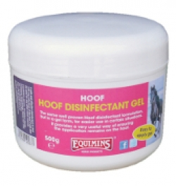 New Hoof Disinfectant Gel hits the shelves - 500ml ONLY £8.75